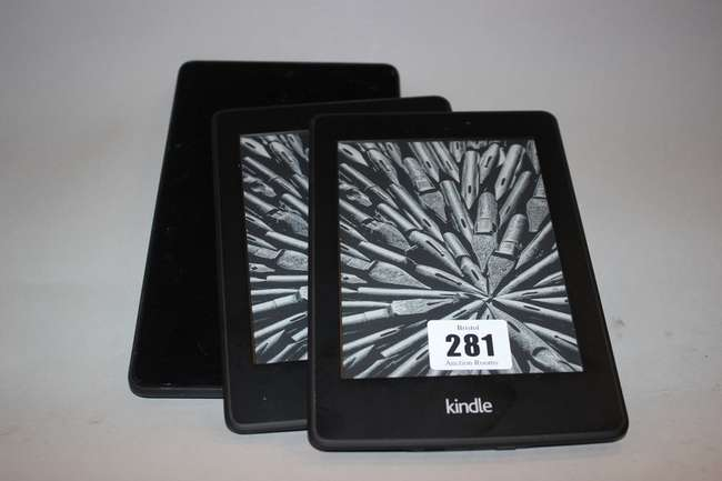 Kindle Fire 5th generation GOKO H404    | Lot 281 | No cat, 17