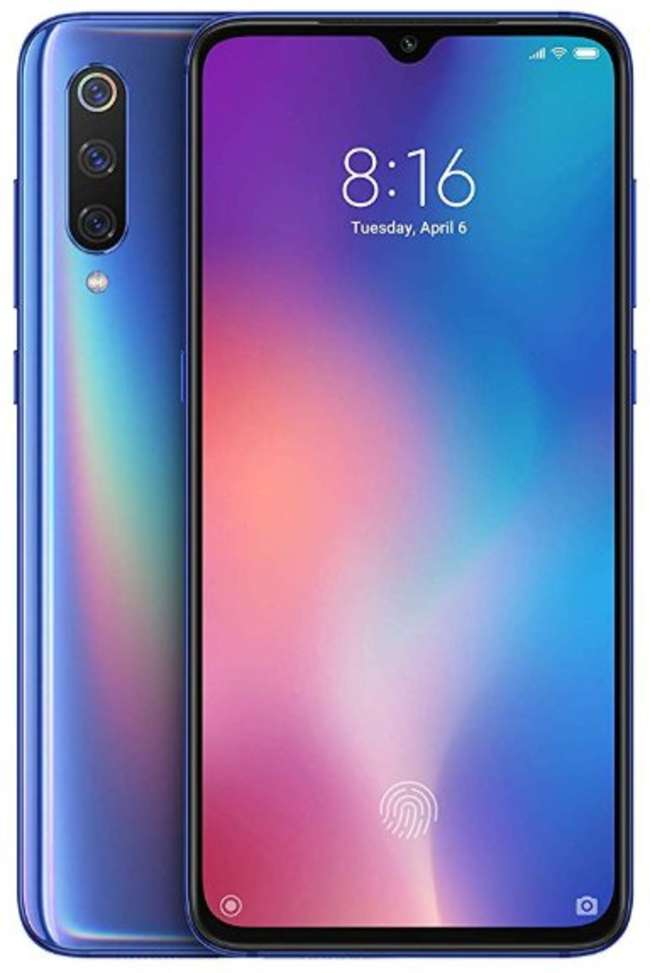A boxed as new Xiaomi Mi 9 6/64 Global Edition in Ocean Blue. Note -requires UK USB charger . Please check your mobile network for compatibility.