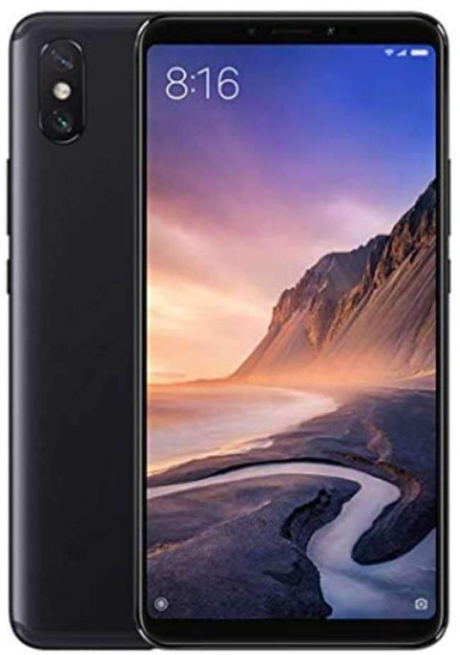 A boxed as new Xiaomi Mi Max 3 4/64 Global Edition in Black. Note - requires UK USB charger. Please check your mobile network for compatibility.
