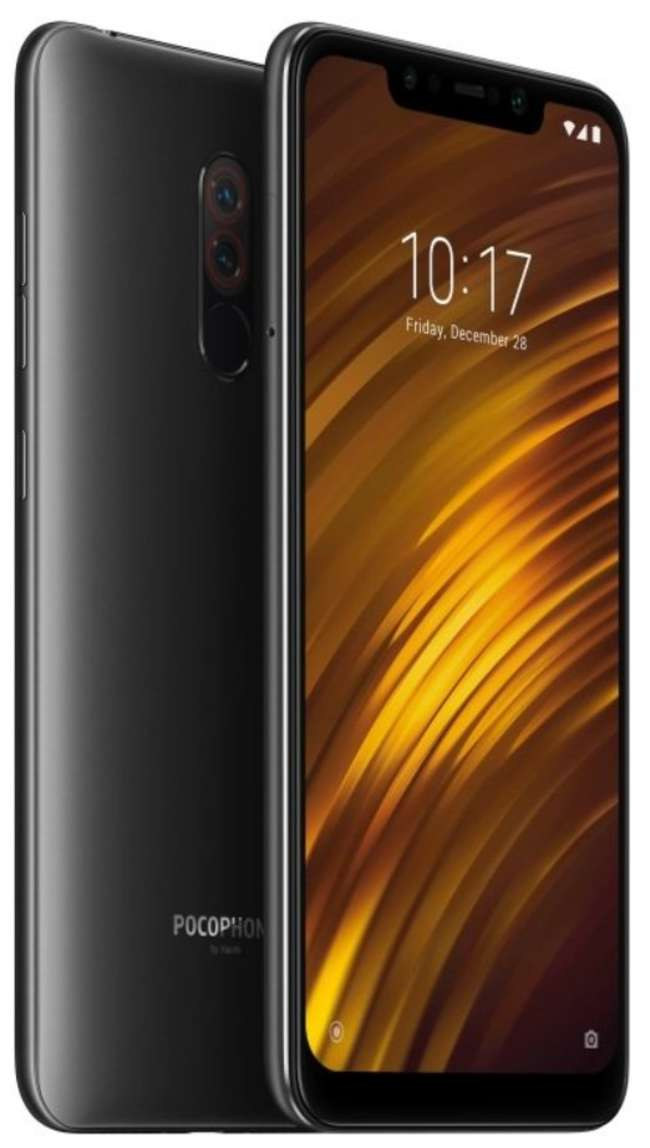 A boxed as new Pocophone F1 6/64 Global Edition in Graphite Black. Note -requires UK USB charger . Please check your mobile network for compatibility.