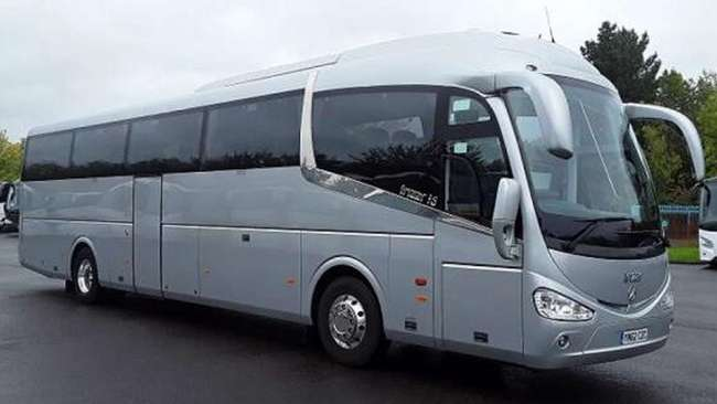 DAF Irizar I6 Integral, Registration YN62 CZC. First registered 01-12-2012, Length: 12.9m, Seats: 57, Interior Colour: Blue, Euro Emissions: 5, Gearbox: AS Tronic, MOT: 21-03-2020, Mileage (kms): 359832.