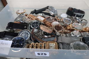 A collection of watches...