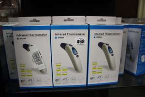 Thirty as new Infrared Thermometer IFR600.