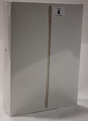 A Gold iPad Air 2 16GB A1566 serial: DMPS42V5G5VV (Boxed as new).