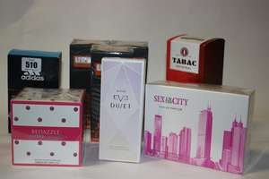Eight assorted as new fragrances to include Sex In The City eau de parfum (100ml)