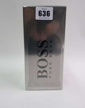 Four Boss Bottled eau de toilette (200ml).