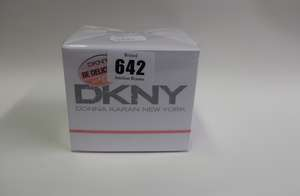 Four DKNY Be Delicious Fresh Blossom eau de parfum (100ml).