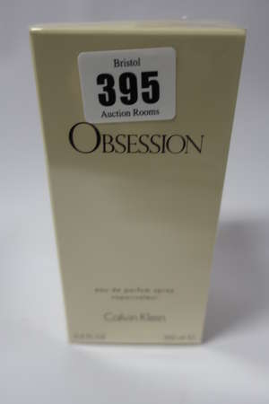 Four Calvin Klein Obsession eau de parfum (100ml).
