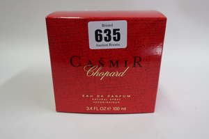 Six Chopard Casmir eau de parfum (100ml).