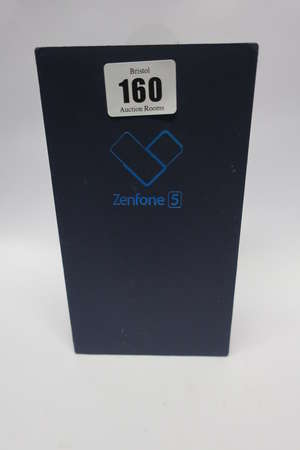 A boxed as new Asus Zenfone...