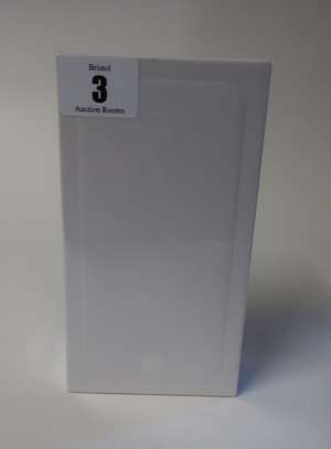 A boxed as new iPhone 6 64GB model A1549 in Gold (IMEI: 354450061820378).