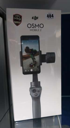 A boxed as new DJI Osmo...