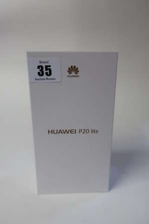 A boxed as new Huawei...