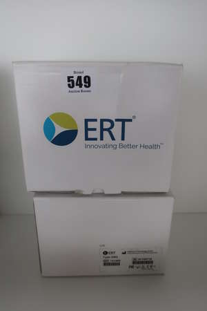 Two boxed as new ERTs...