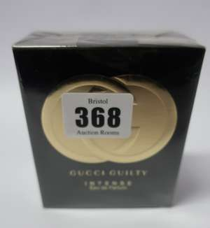 Four Gucci Guilty Intense...