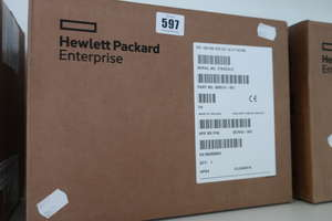 A boxed as new HPE SPS-DVR...