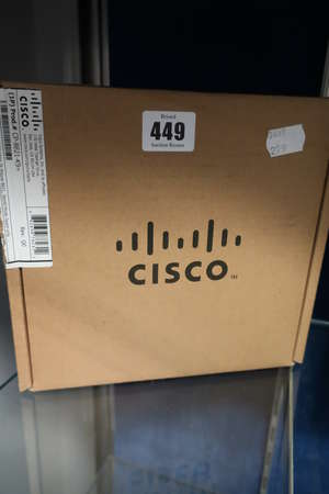A boxed as new Cisco...