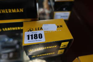 Two as new Leatherman...