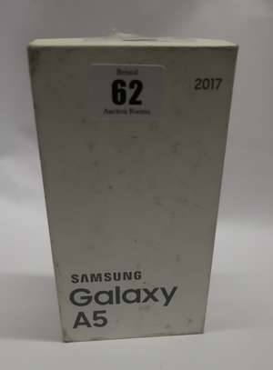 A boxed as new Samsung...