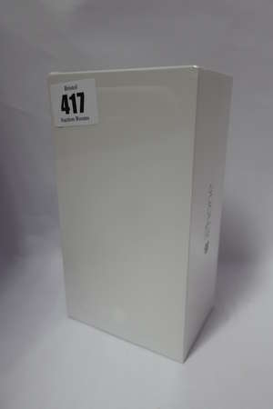 A boxed as new iPhone...