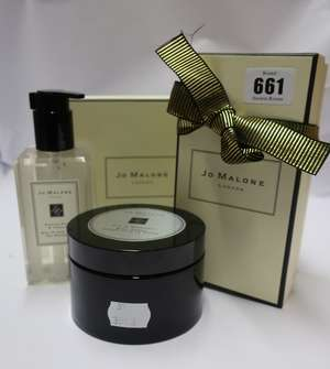 Four as new Jo Malone...
