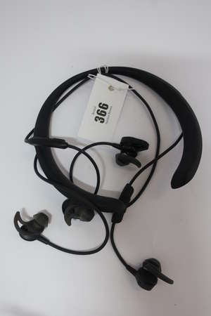 A pair of Bose SoundSport...