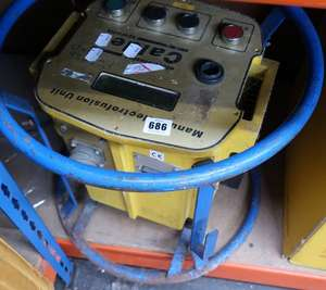 A pre-owned Manual Electrofusion...