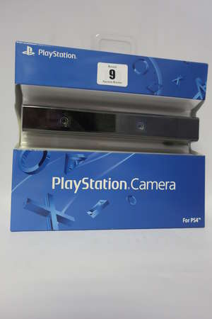 Two boxed as new PlayStation Cameras for PS4.