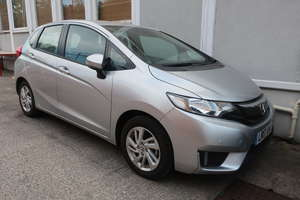 A 2017 Honda Jazz SE Navi I-Vtec five door hatchback, registration number LR17 ANU, 1318cc, petrol, manual, no former keepers, mileage reading 1791 (Not Warranted), first MOT due March 2020, V5 document available (Deceased Estate). Please Note: This lot is subject to 20% Buyers Premium plus VAT (24% in total)