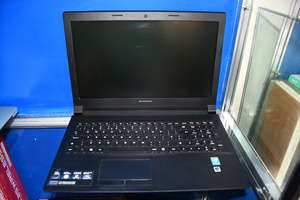A pre-owned Lenovo Thinkpad B50-80 I3 Laptop (HDD removed