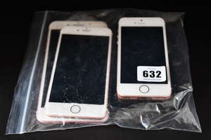 Five pre-owned, activation...