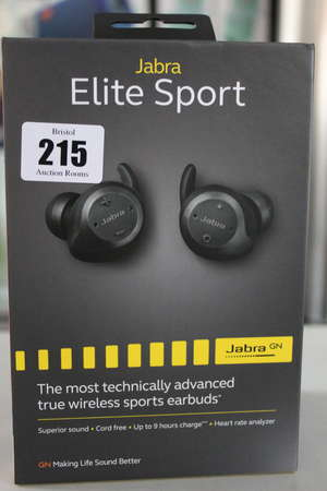 A pair of as new Jabra...