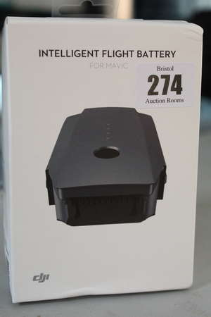 A boxed as new DJI Intelligent...