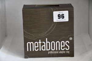 A boxed as new Metabones...