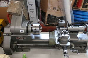 A Myford ML10 lathe (V141347).