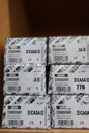 Ten boxed as new D9800NR...