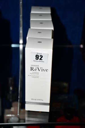 Five boxed as new Vitalite ReVive energizing hydration mist (28.4ml).