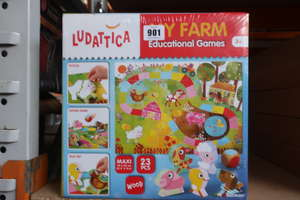 Six boxed as new Ludattica...