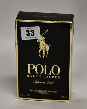 A Ralph Lauren Polo Supreme...
