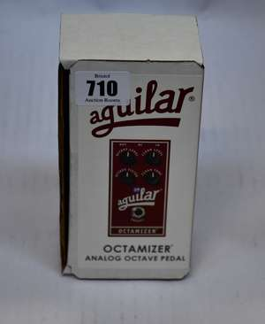 A boxed as new Aguilar...