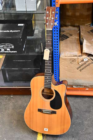 A pre-owned Tanglewood...