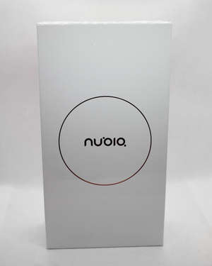 A boxed as new Nubia...