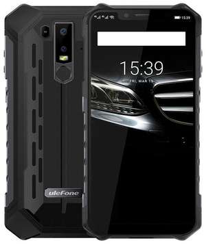 A boxed as new Ulefone Armor...