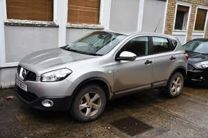 A 2010 Nissan Qashqai Visia DCI five door hatchback, cherished registration number K88 OXY, 1994cc, diesel, manual, two former keepers, mileage reading 88535 (Not Warranted), MOT until December 2019, V5 document and part service history available (Asset of Bankruptcy). Please Note: This lot is subject to 20% Buyers Premium plus VAT (24% in total)