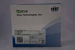 A boxed as new Atop Technologies SE5001 Single Port Serial Device Server (Part No: SE5001(DB)-ND).
