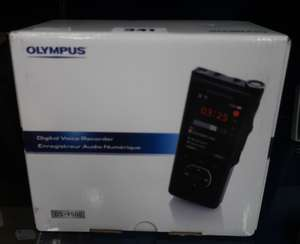A boxed as new Olympus...