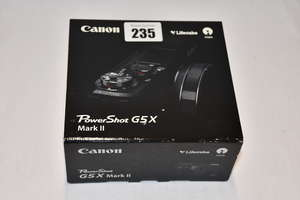 A boxed as new Canon PowerShot...