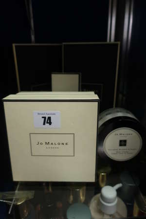 Two as new Jo Malone...