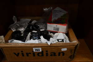 A quantity of boxed as new Veridian health supplements to include High Potency Magnesium (120 x 300mg)