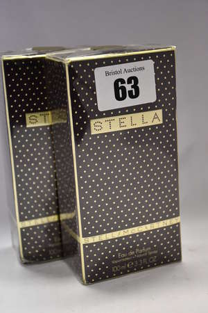 Five boxed as new Stella...